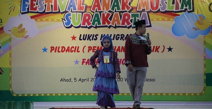 Festival Anak Muslim Gebyar 33 Tahun Assalaam