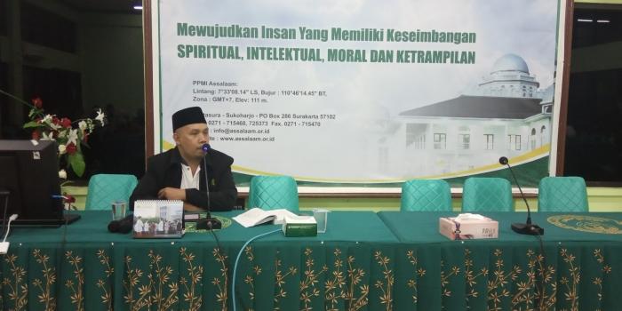 Pengajiaan Binaan LZIS Assalaam 11 Maret 2020