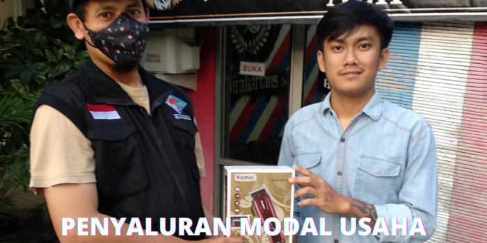 Bantuan Modal Usaha – Barbershop di Mulur, Sukoharjo